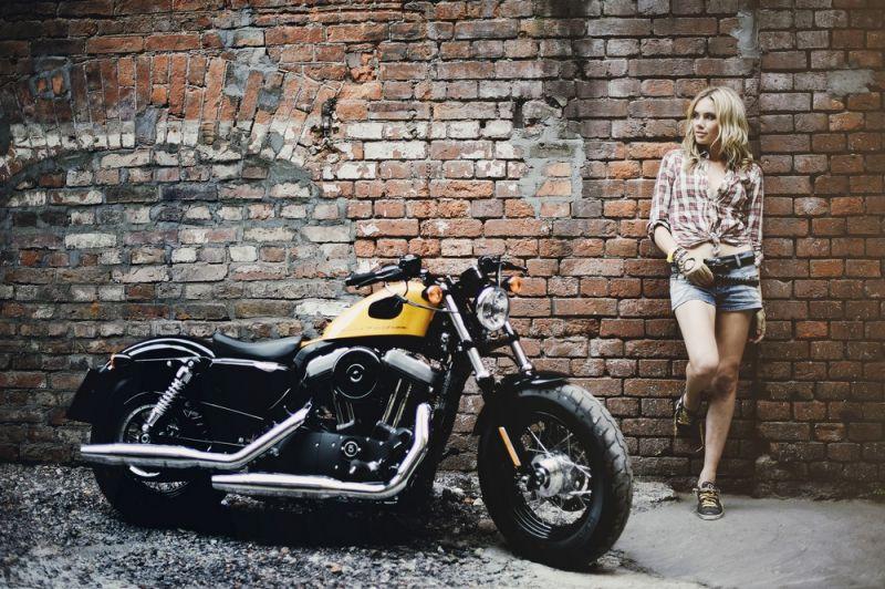 Пост любви к мотоциклам