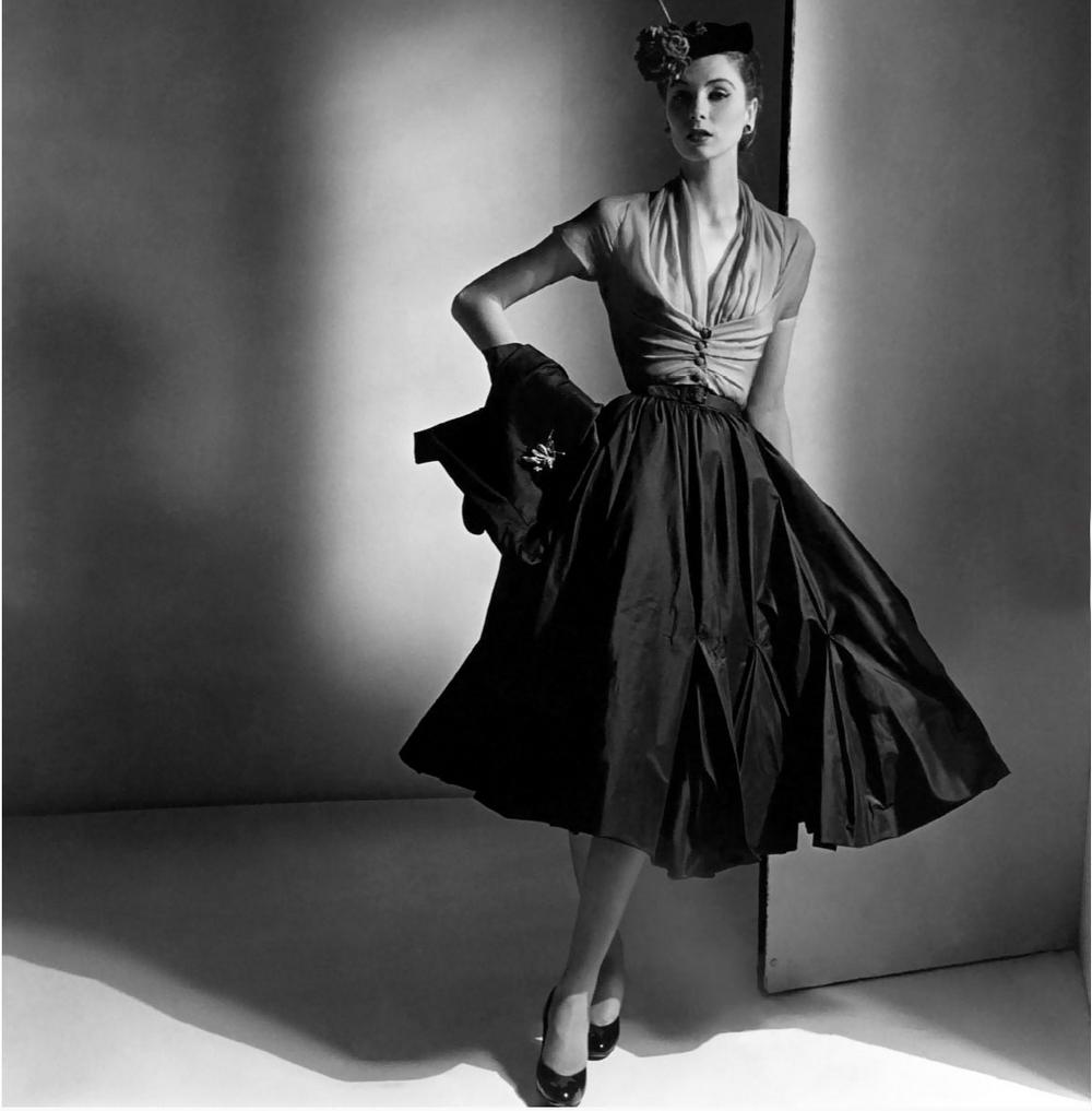 Бог модной фотографии – П. Хорст