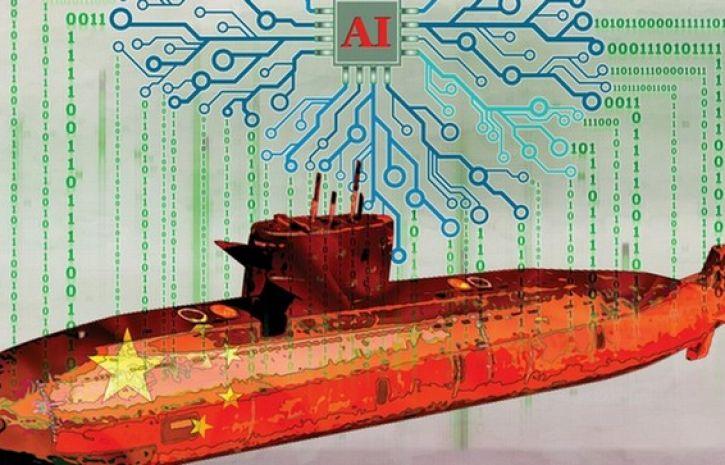 Атомные подлодки вКитайской народной республике могут снабдить искусственным интеллектом