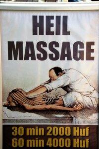 Адский массаж Хевиза!