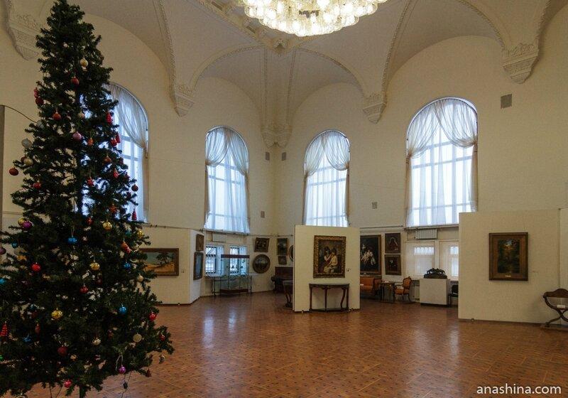 Рыбинск, Рыбинский музей-заповедник