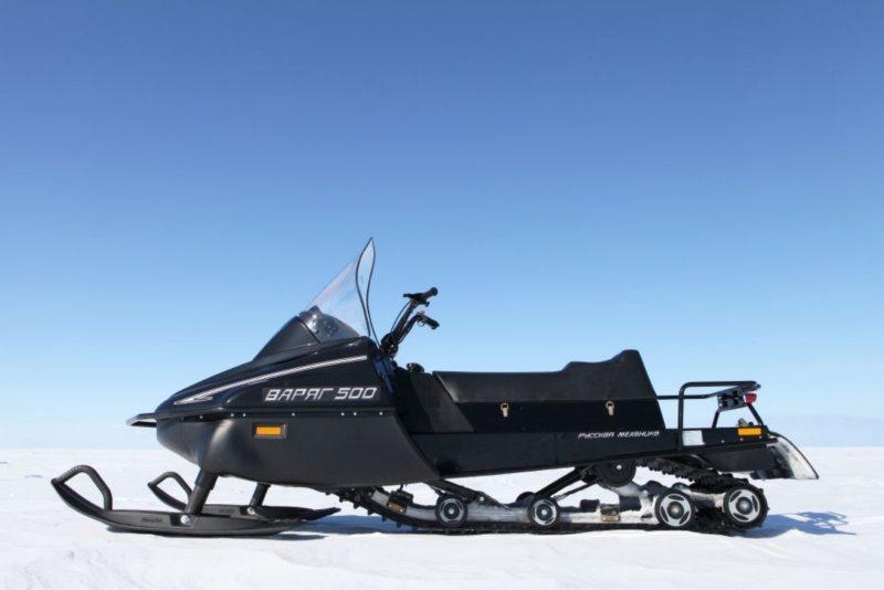 Технические характеристики снегоходов Варяг 500 и Варяг 550