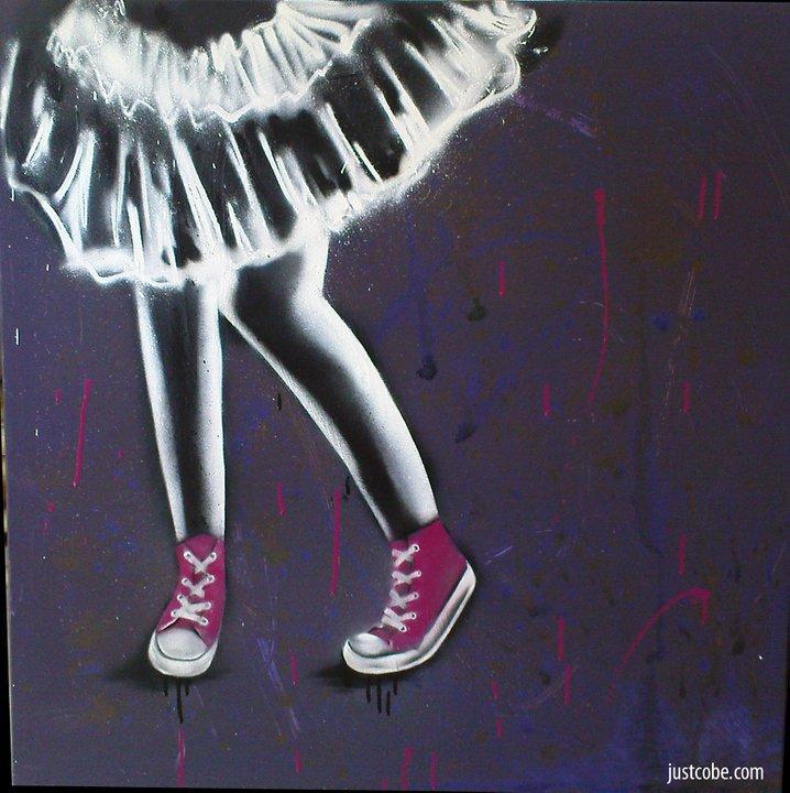 Urban Artist - Justcobe