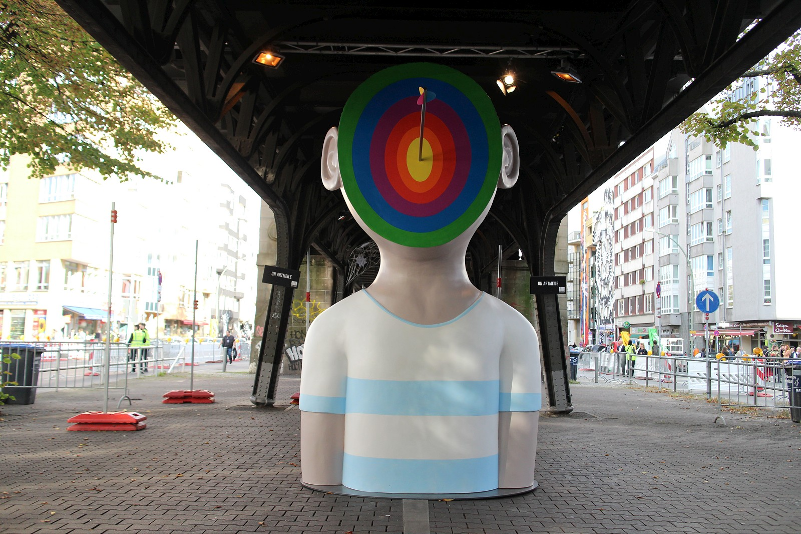 Openings: Art Mile - Urban Nation Museum (Berlin)