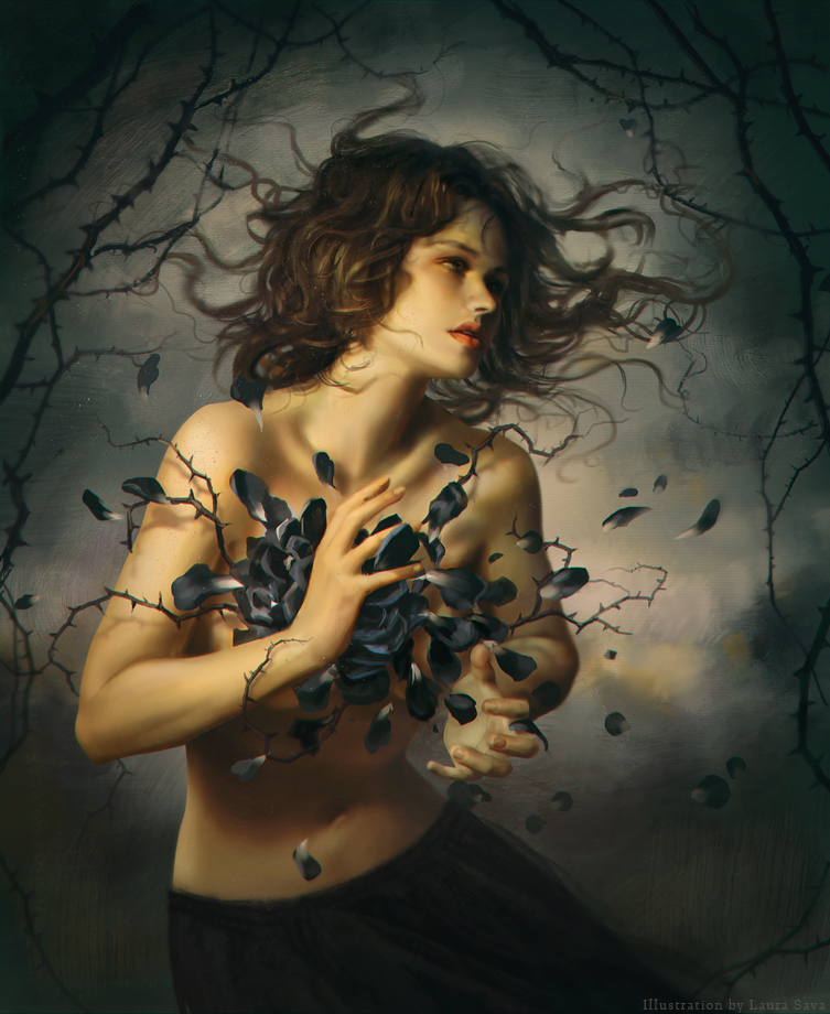 Stunning Digital Artwork by Laura Sava