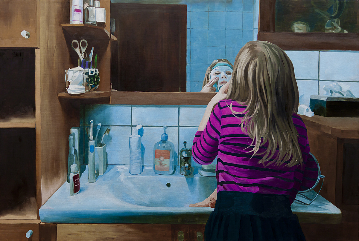 Oil Paintings - Markus Akesson