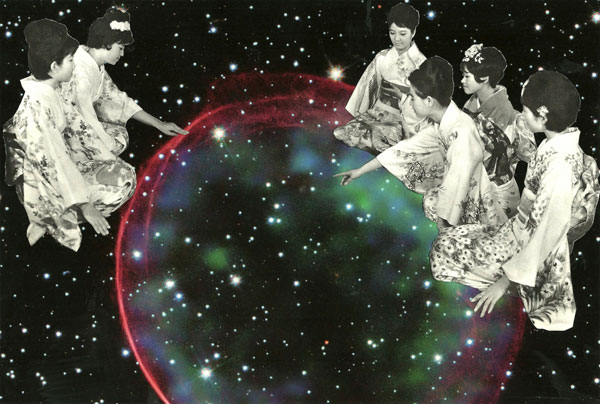 Cool Collage - Deborah Stevenson