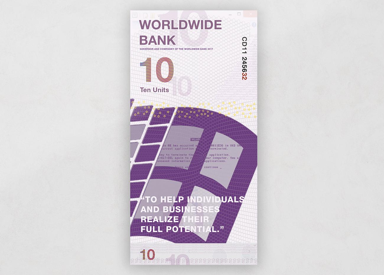 E se as marcas tivessem sua propria moeda?