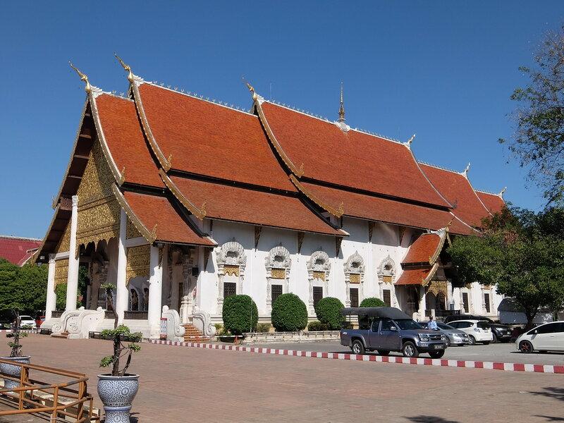 Чиангмай - Пагода