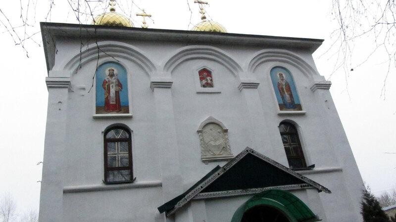 Лебедянский Свято-Троицкий женский монастырь
