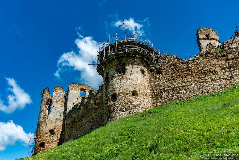 Зборовский замок