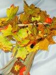 Басова Елизавета, Немировская Алина (рук. Головщикова Ирина Ивановна) - «…Расстилала на полянах Осень желтые шелка…» (Ю.Каспарова)