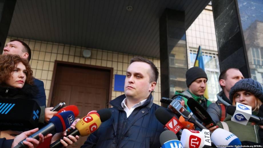 Холодницкий рассчитывает на смену департамента ГПУ, что ведет расследование