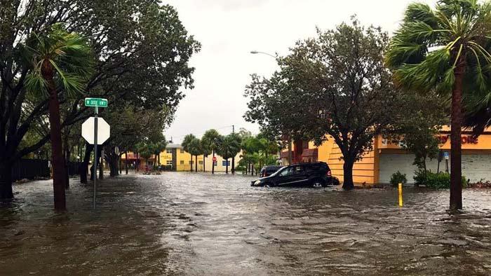 недвижимость США наводнение