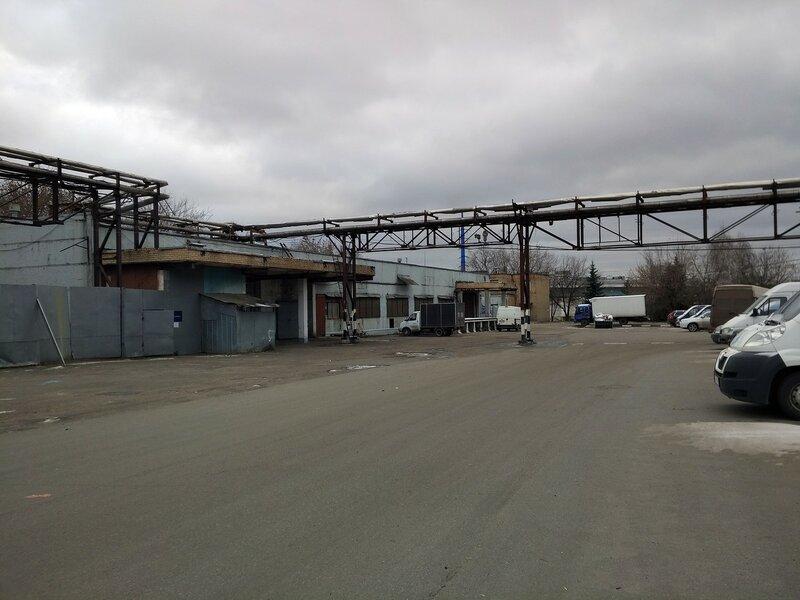 неработающий завод