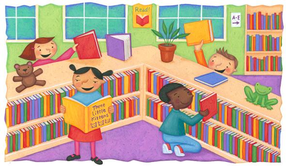 23 октября. Международный день школьных библиотек открытки фото рисунки картинки поздравления