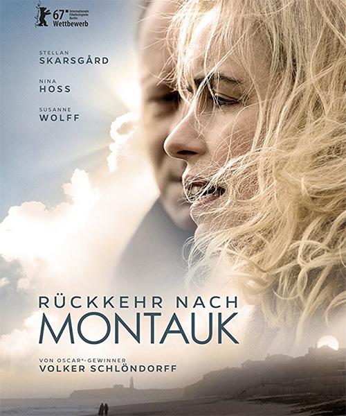Возвращение в Монток / Return to Montauk (2017/WEB-DL/WEB-DLRip)