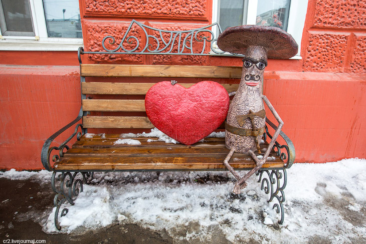 Прогулка по городу Рязань (28 фото)