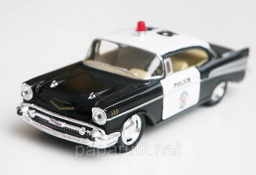 Kinsmart Bel Air Police