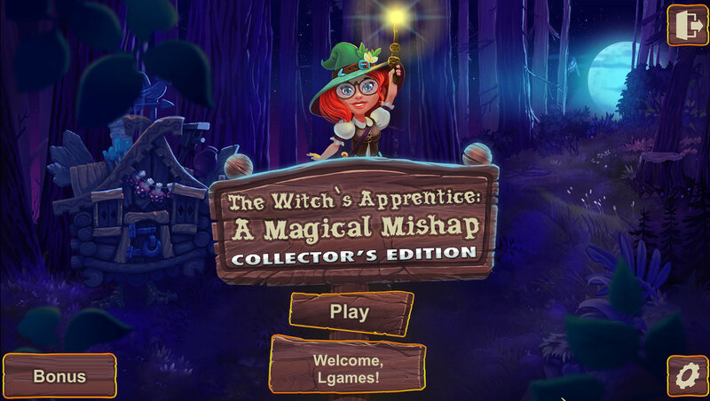 The Witchs Apprentice: A Magical Mishap CE