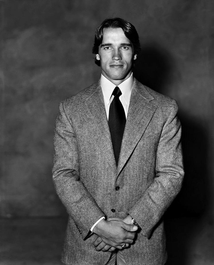 Arnold Schwarzenegger, 1977