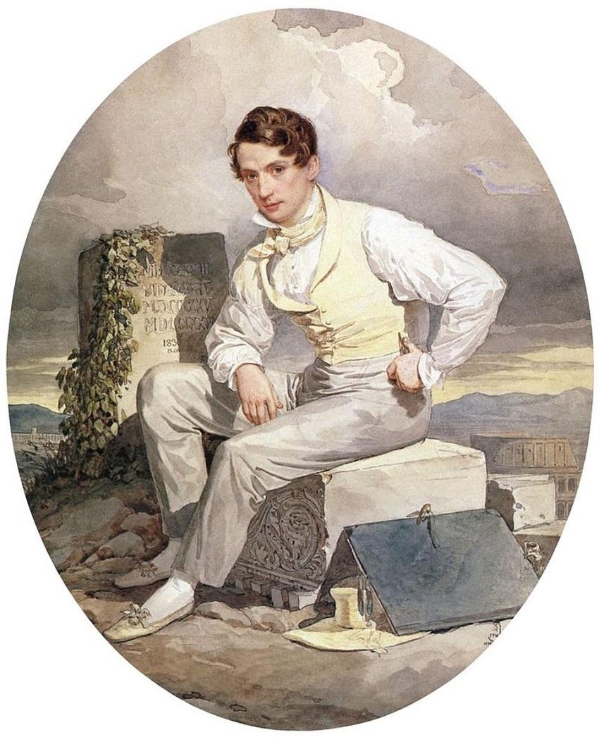 Автопортрет 1830 г.