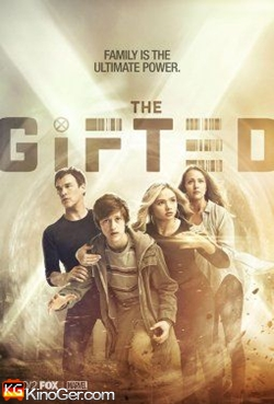 The Gifted Staffel 01-02 (2017)
