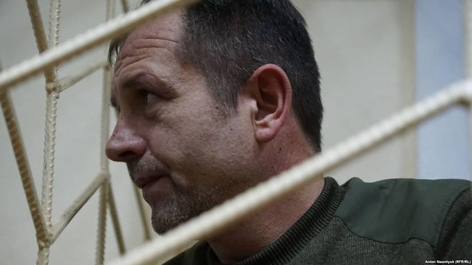 Голодом против приговора: Владимир Балух в СИЗО прибегает к чрезвычайным мерам