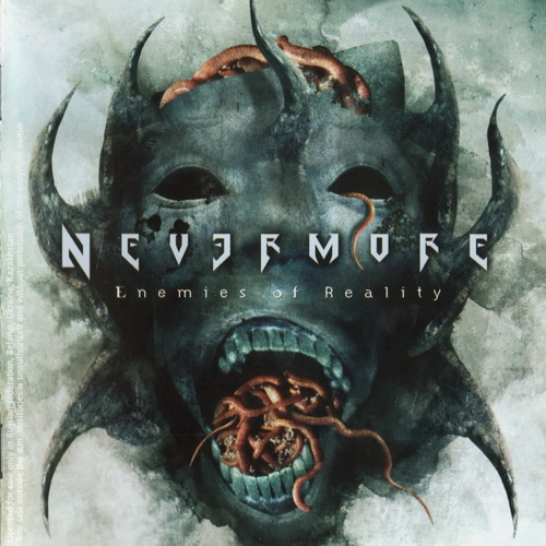 Nevermore - 2003 - Enemies Of Reality [2003, Fono, FO279CD, Russia]