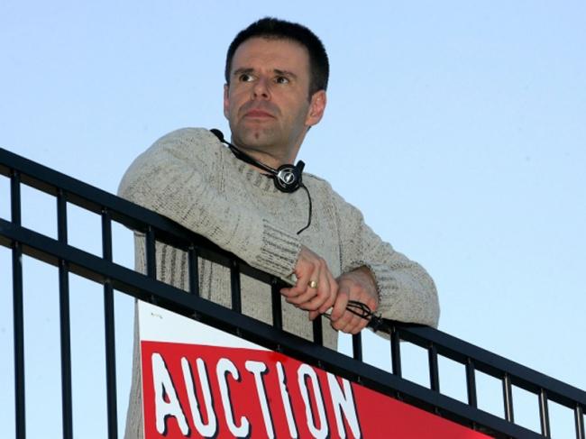 © wikimedia  Жизнь Йена Ашера была выставлена ??на аукцион в2008году. Австралиец так устал о