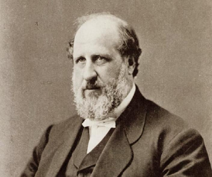 Уильям Мэйджир Твид (англ. William Magear Tweed, «босс Твид»; 3 апреля 1823, Нью-Йорк — 12 апреля 18