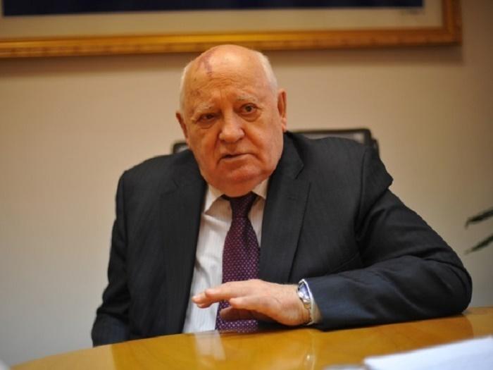 Горбачев признался зачем он развалил СССР (1 фото)