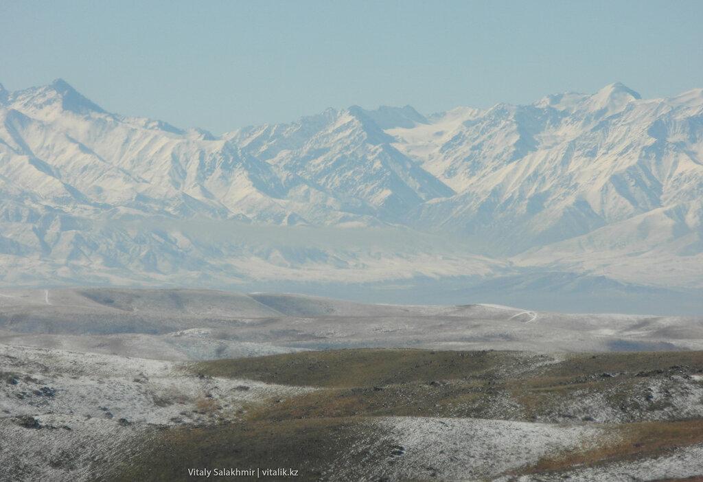 Кордайские горы