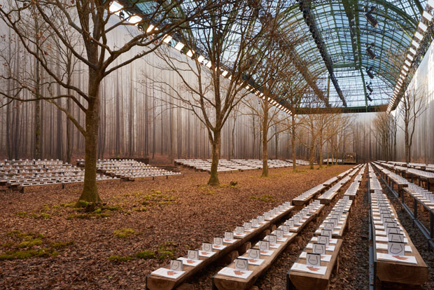 Take a Tour of Chanel's Fall Winter 2018 Showspace at #PFW (16 pics)