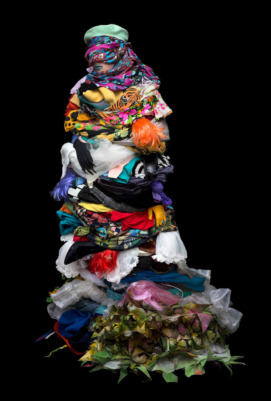 Power Of Clothes By Photographer Libby Oliver