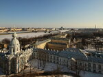 Вид на мост Петра Великого