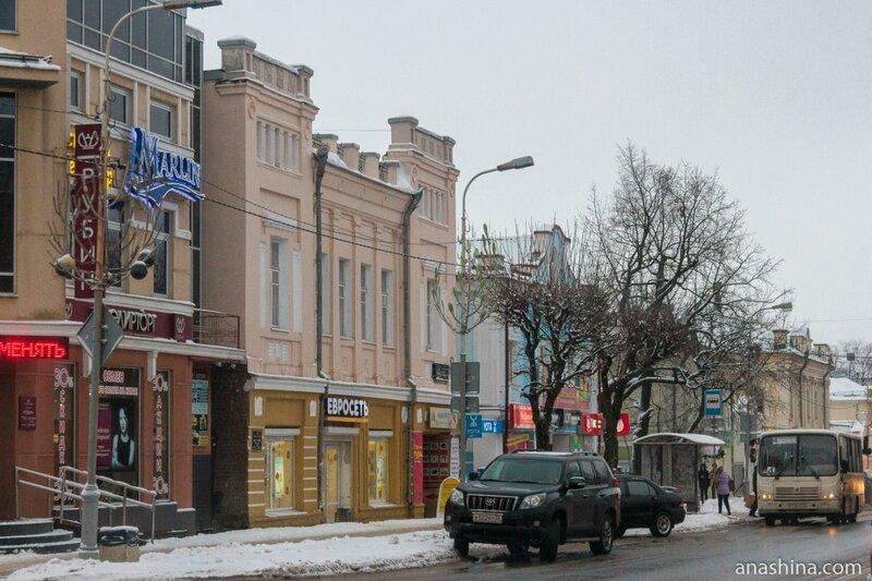 Советский проспект, Череповец