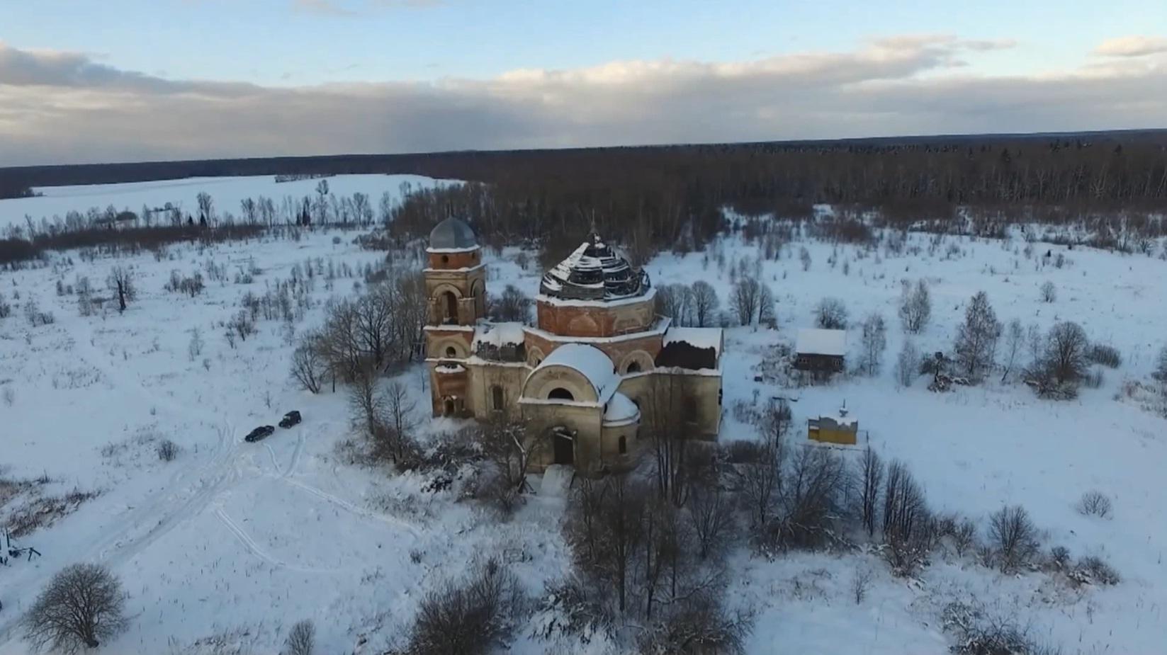 """Экспедиция """"Ильинские рубежи"""" (23.02.2018 г.)"""