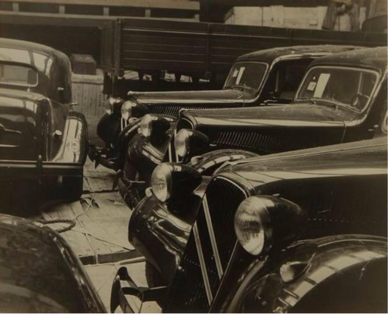1950. Автомобили Ситроен