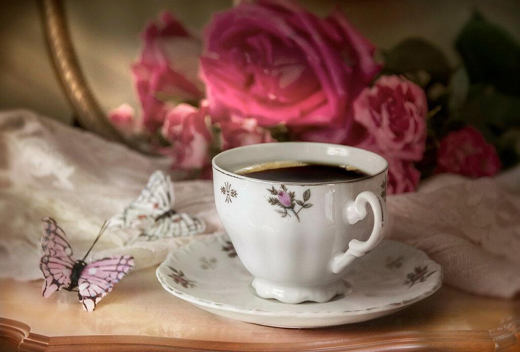 утро нового дня!