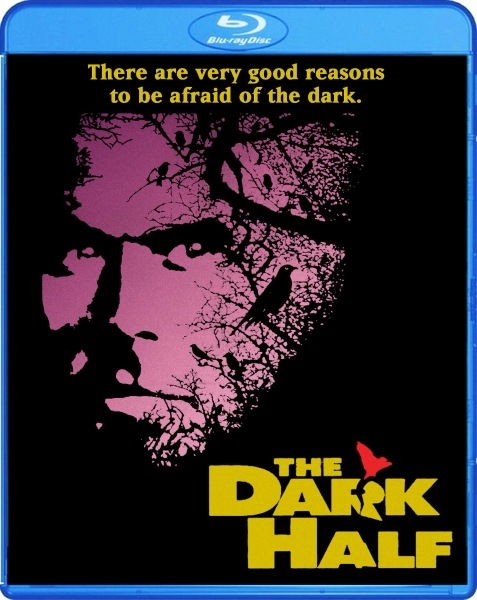 Темная половина / The Dark Half (1992/HDTVRip 720p/HDRip)