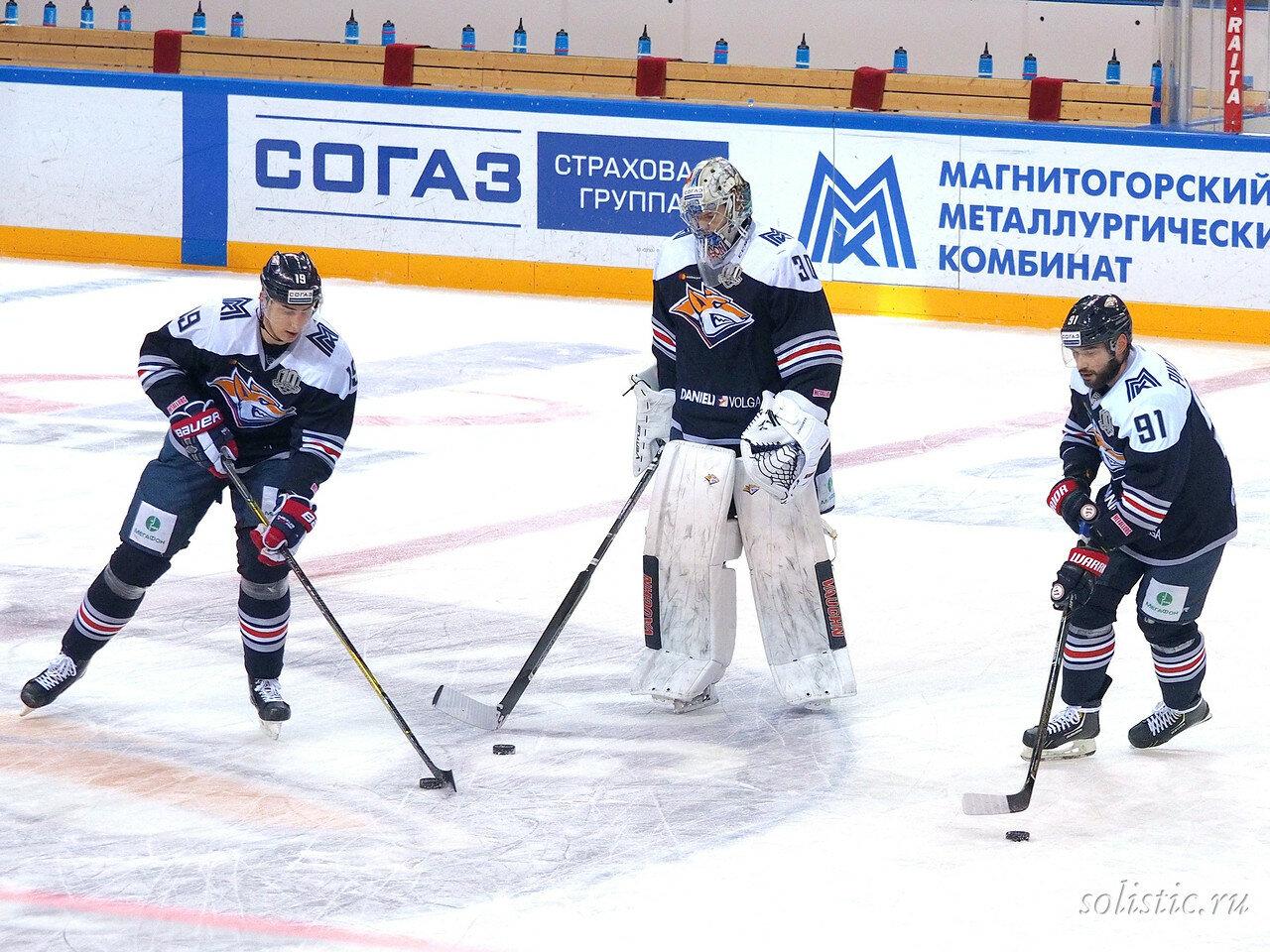 43 Металлург - Локомотив 05.01.2018