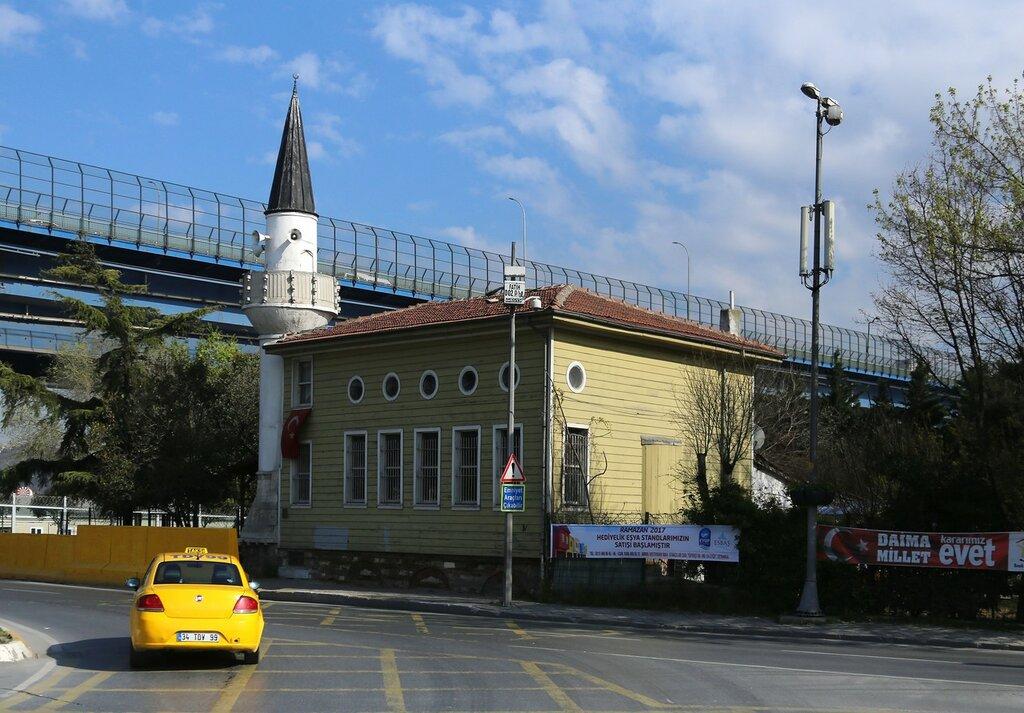 Ya Vedud Sultan's mosque (Yavedüd Cami), Istanbul