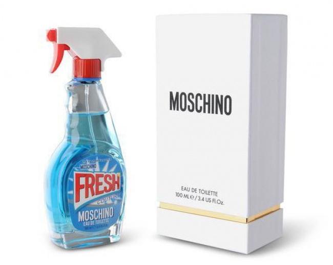 © moschino     Бренд Moschino тоже решил сделать оригинальный ход ипоместить аро