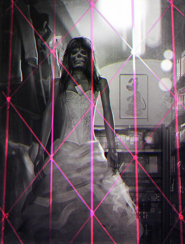 Цифровые иллюстрации от Лауры Сэва (3 фото)