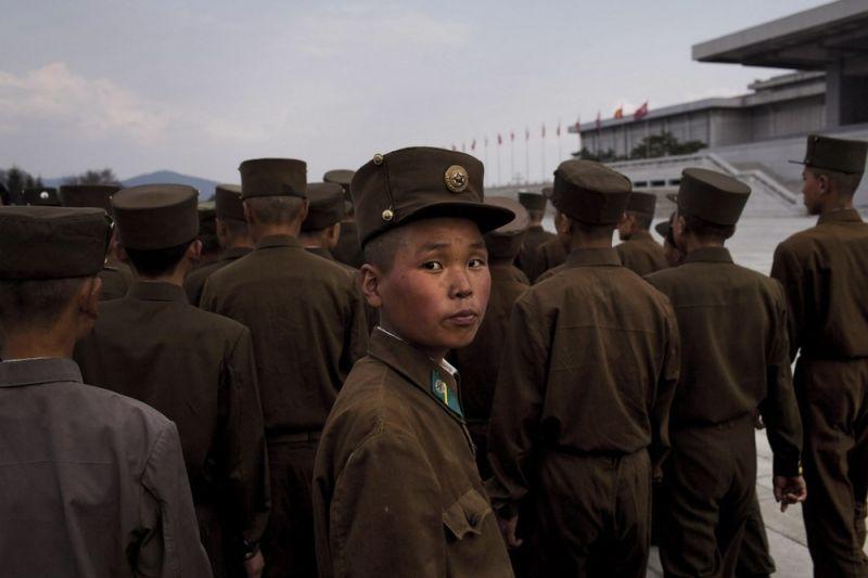 Тем временем в Северной Кореи