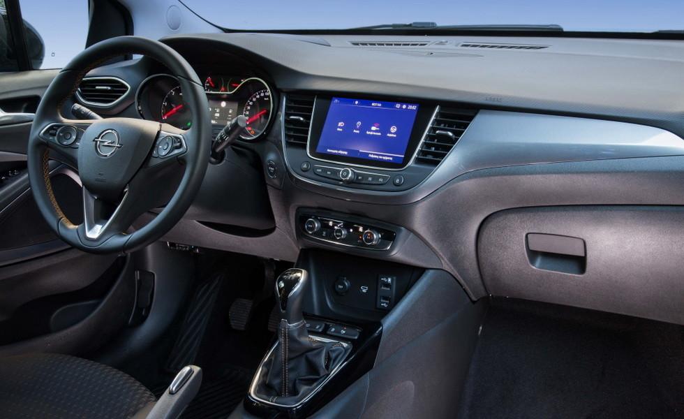 Opel Crossland X    ГБО на Opel Crossland X ставят на конвейере. Производитель заявил о высокой