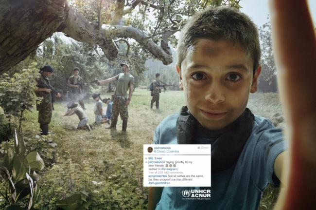 17доказательств того, что хорошая социальная реклама должна шокировать (21 фото)