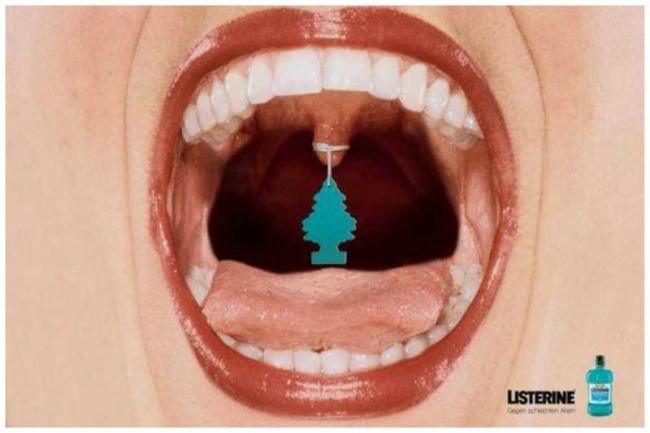 © jwt      2. Уличная реклама дезодоранта Ахе