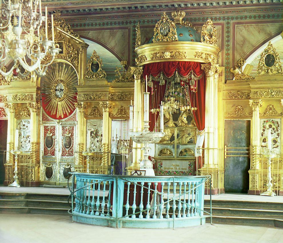 Николаевский собор в Можайске, 1911: